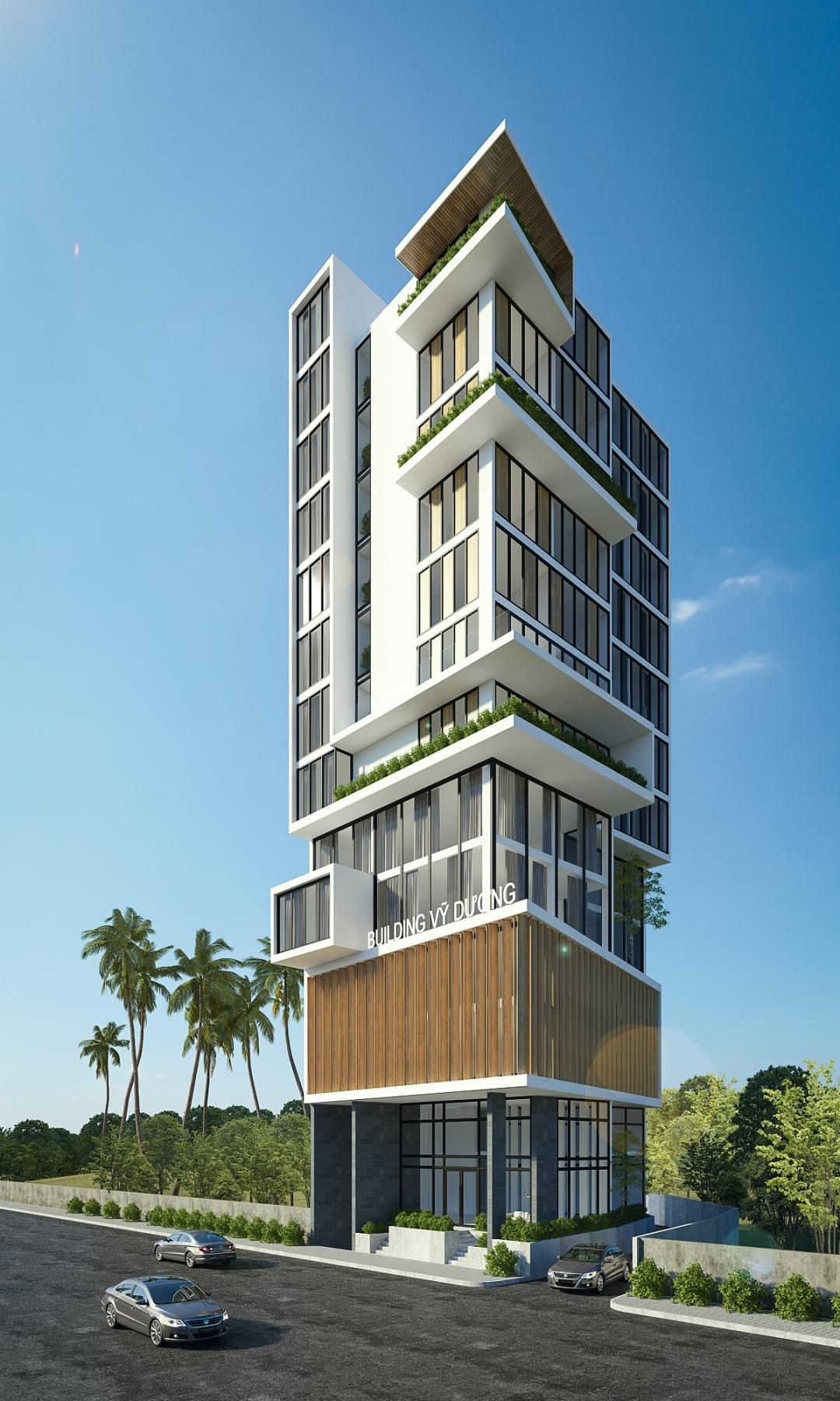 Building Vy Dương