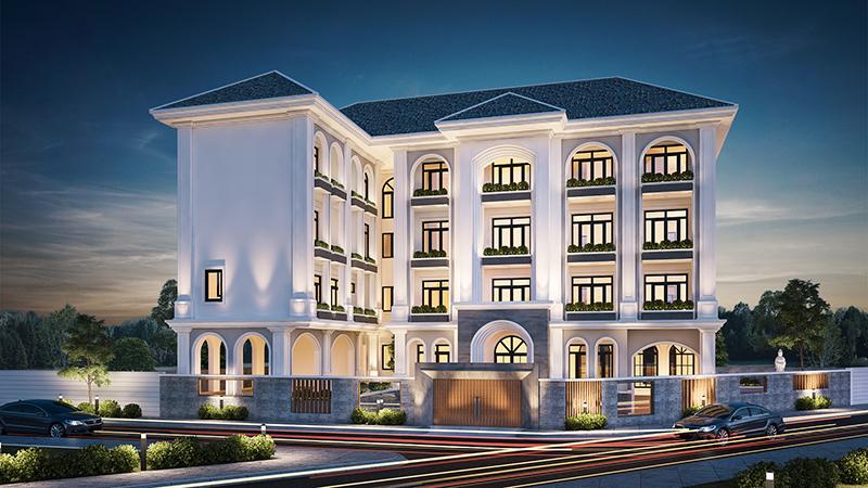 Khách Sạn Anh Hiếu