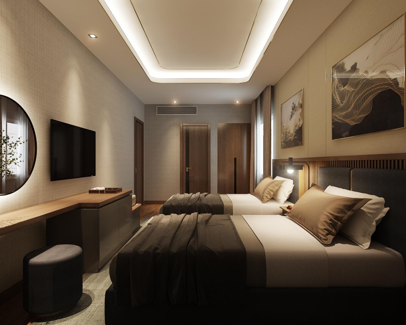 Khách  Sạn Hoài Phú