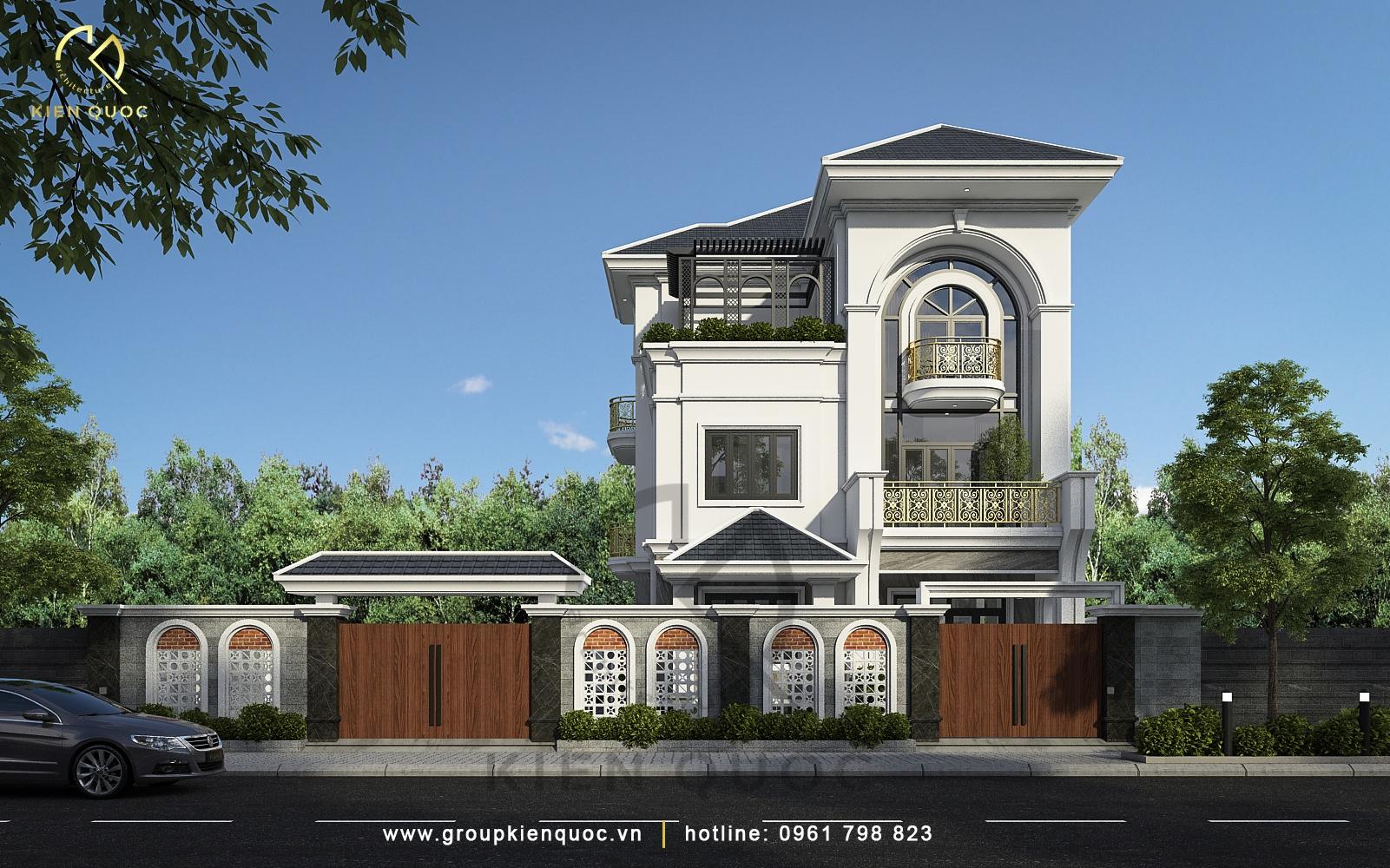 Nhà anh Trang